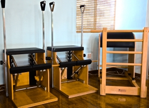 Pilates Machine at the Art of Pilates in Playa Vista